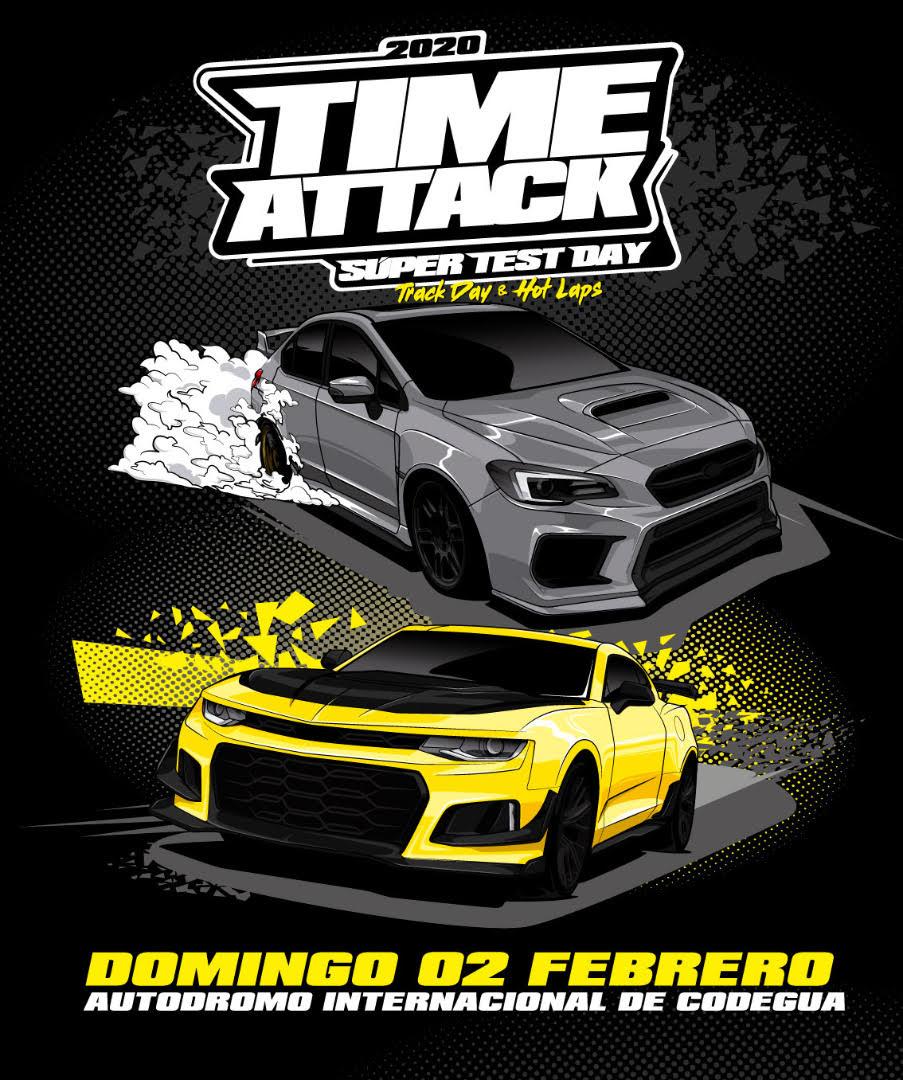 Próximo evento #TrackDay el próximo 2 de febrero
